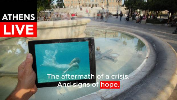 AthensLive: An Alternative Initiative in the Greek News Landscape