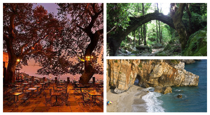 Pelion collage new