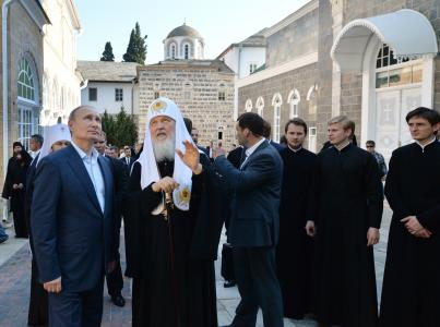 Putin In Greece Strengthening Greek Russian Relations And Cooperation On Energy Technology Tourism