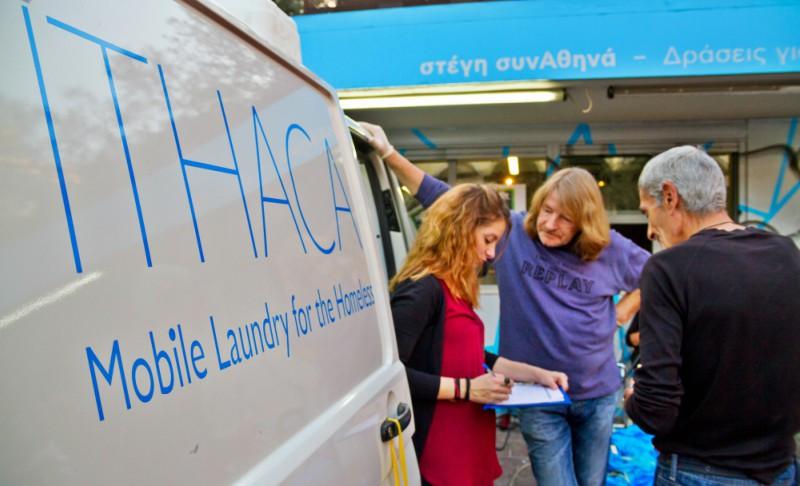 ithaca news greece