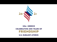 USA & Greece: Celebrating 200 Years of Friendship ...