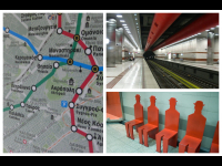 Arts in Greece | Exploring the Athens Metro, ...